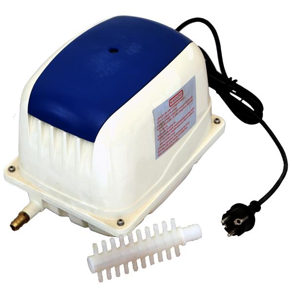 air pumps, oxygen pumps, aquarium pumps, fish pond pumps